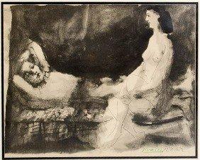 Picasso Pablo (Spain 1881-1973)