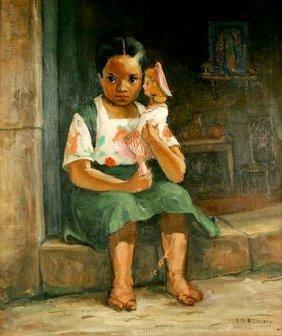 Lindsay Ruth  (British 1888-1982) �South American G