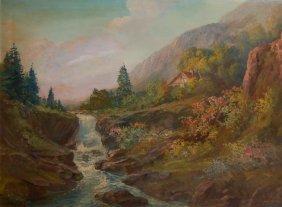 "Marino ""Alpine Landscape"""
