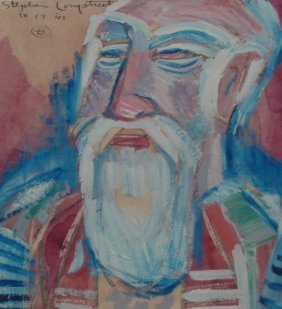 Longstreet Stephen (American 1907-2002)  �Teacher I