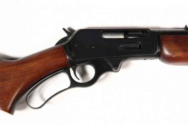 RIFLE - Marlin 336-RC, .30-.30 serial number J37889. : Lot 987