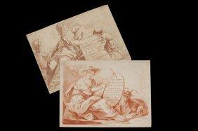 Jean Francois Janinet (france, 1752-1814) - A