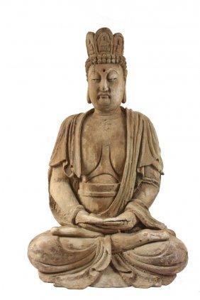 Buddhist Statue - Buddha Maitreya Statue, Pakistani