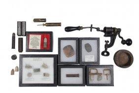 Group Of Civil War Memorabilia & Etc. - Battlefield