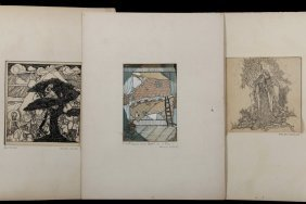Helen Wells (early 20th C American Illustator) - (3)