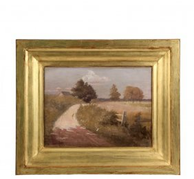 """Joline Butler Smith (ct, 1849-1946) - """"path To The"""