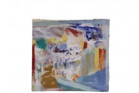 Robert Natkin (ny, 1930-2010) - Abstract, Mixed Media