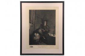 "Winslow Homer (ma/me, 1836-1910) - ""all's Well"","