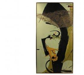 """Shirley K. Kraus (ct/ny, 1916-2003) - """"moon Fragments"""