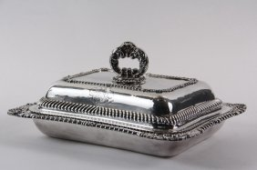 Entree Server - English George Iii Period Sterling
