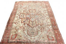 "Serapi Carpet - 9'8"" X 12'10"" - Northwest Persia, Early"