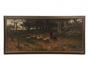 Carleton Wiggins (ny/ct/france, 1848-1932) - Normandy