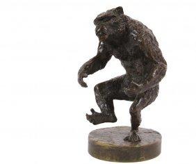 "Christophe Fratin (france, 1801-1864) - ""dancing"
