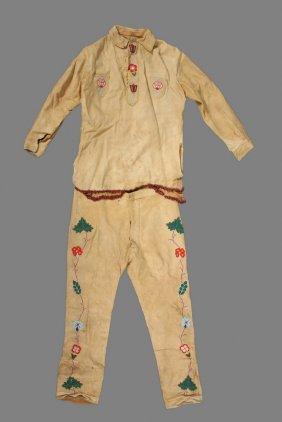 Native American Clothing - Great Lakes / Chippewa