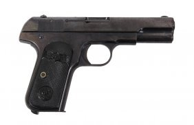 Colt Pistol - Colt Model 1903 Pocket Hammerless, 32