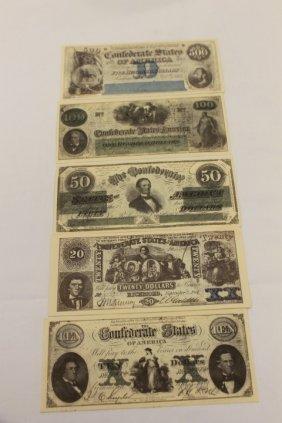 Confederate Currency: $10 Snyder/Jones Richmond, 18
