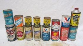 16 Cans: (2) 10 Oz. Dri-powr Radiator Cleaner, Nos,