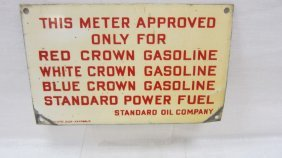 Meter Approved For Red Crown-white Crown Blue Crown &