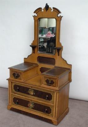 Cottage Dropwell Dresser, 19thc