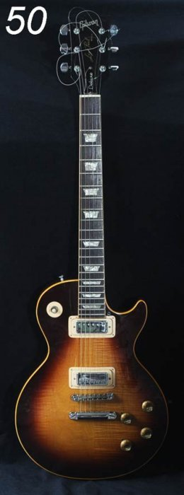 GIBSON ELECTRIC GUITAR Les Paul Deluxe, 1973