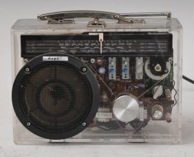 "French ""Lunch Box"" Radio"