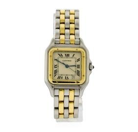 Cartier Two-tone Panthere Watch