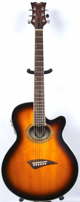 Dean Patec Performer Acoustic/Electric Guitar DGUI72