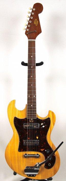 Global Vintage 70's Surf Electric Guitar DGUI95