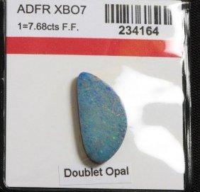 Doublet Opal (1) 7.68cts OP147