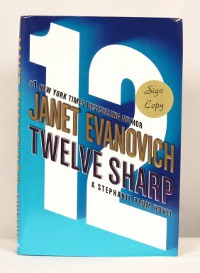 "Autographed Copy Of ""Twelve Sharp"" BK191"