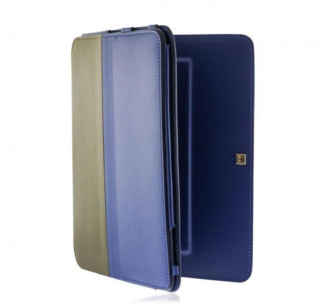Blue Celine iPad Case : Lot 353