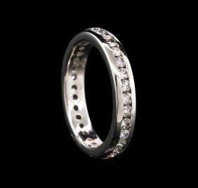 0.33ctw Diamond Ring - 14kt White Gold