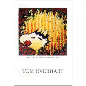 Bird Lips By Tom Everhart