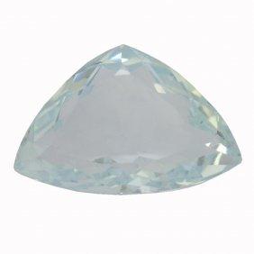 8.02ctw Triangle Aquamarine Parcel