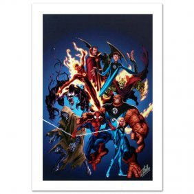 The Official Handbook Of The Marvel Universe: Ultimate