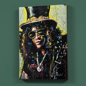 Slash By David Garibaldi