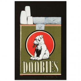 Doobies By Stanley Mouse