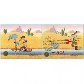 Road Runner And Coyote: Acme Birdseed By Chuck Jones