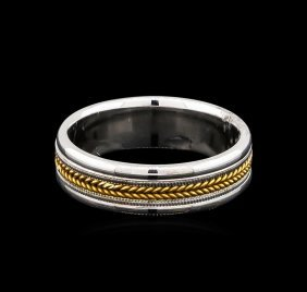 14kt Two-tone Ring