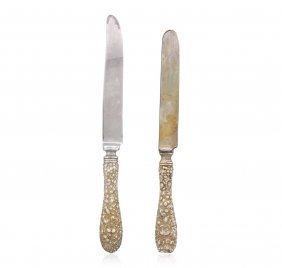 Stieff Sterling Silver Modern Hollow Knife