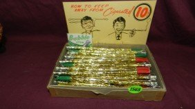 Mint In Box 5 & 10 Store Display Box Of   Penny K
