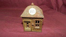 Cast Iron Bank Building Bank
