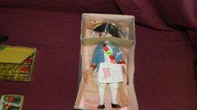 Vintage Madame Alexander Doll In Box (Soldier)