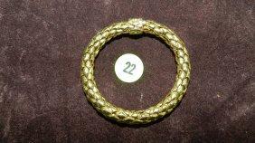 Nice Ladies Gold (18KT Stamped 750)  Bracelet TL Gr