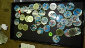 1980's Complete Collector's Sports Coins