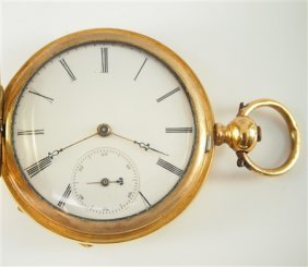 18k Tissot Lady's Watch